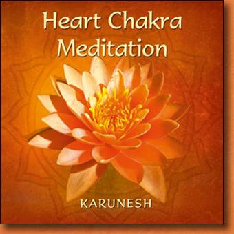 heart chakra meditation meditation music by karunesh